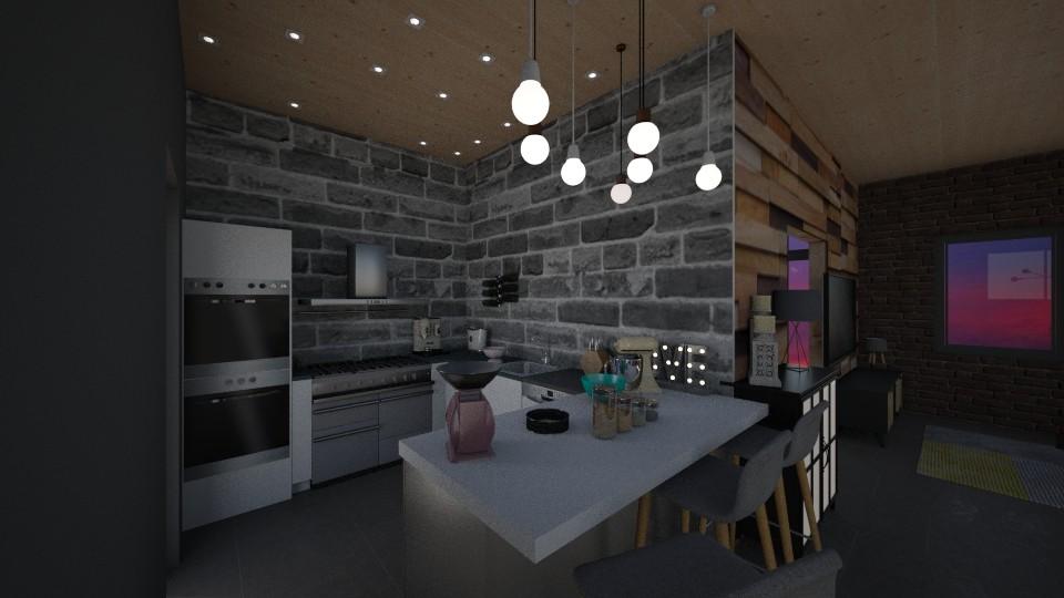 MC113 Kitchen - by Shuu Dark