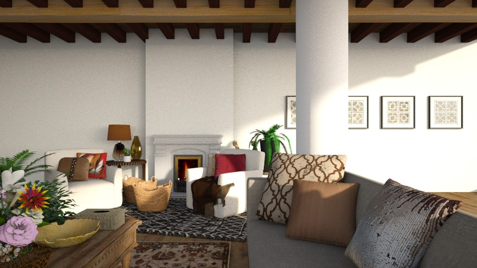 Radiante - Living room - by LucasMucus