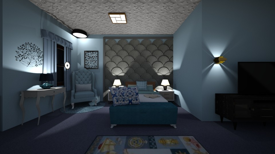 bedroom - Bedroom - by The Bug