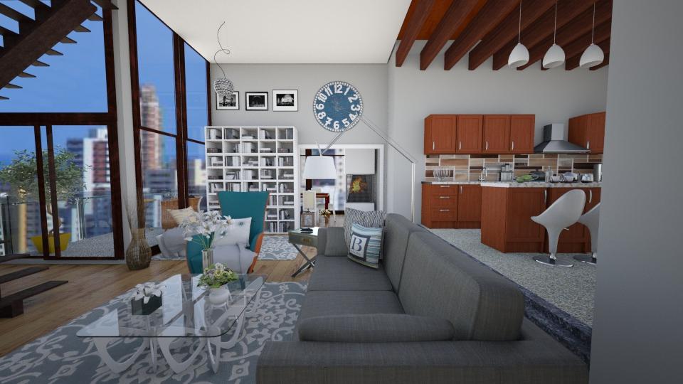 casa - Living room - by Larryssa10