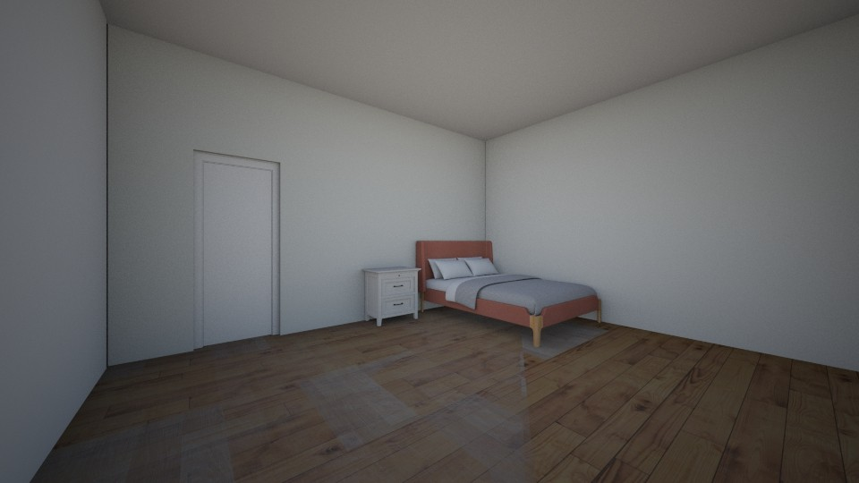 my home - Bedroom  - by lola_412