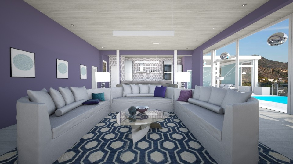 Hollywood Hills  - Kids room - by myideas interiors