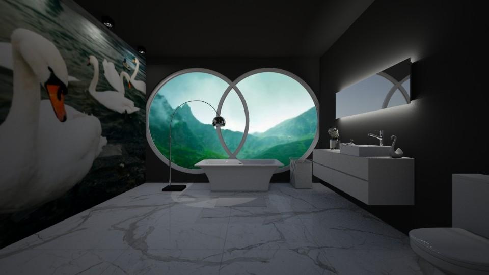 bathroom - Bathroom - by nicolaswiggins