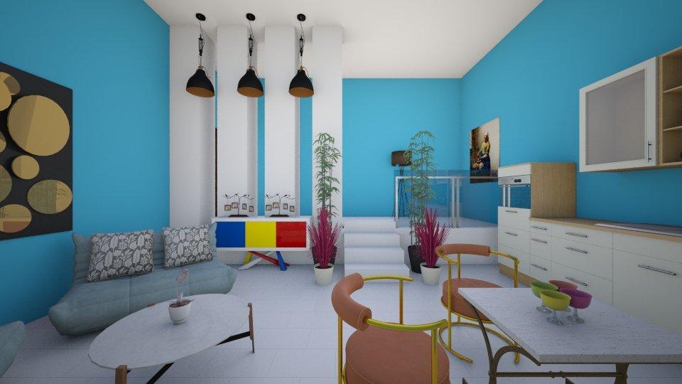 Apartemen No99 - Minimal - by fifi sefriyani
