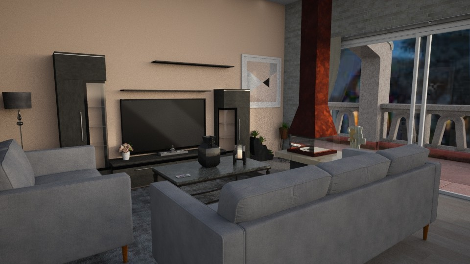 111 - Living room - by ItsChris