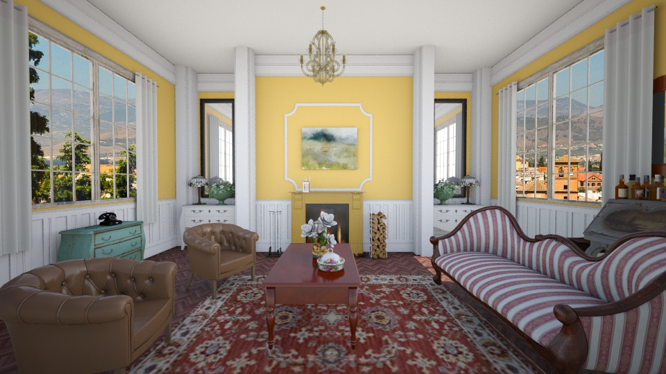 originals - Living room - by nevenadesko