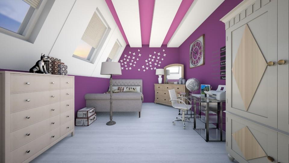 dhgjmm - Living room - by Mia Lis