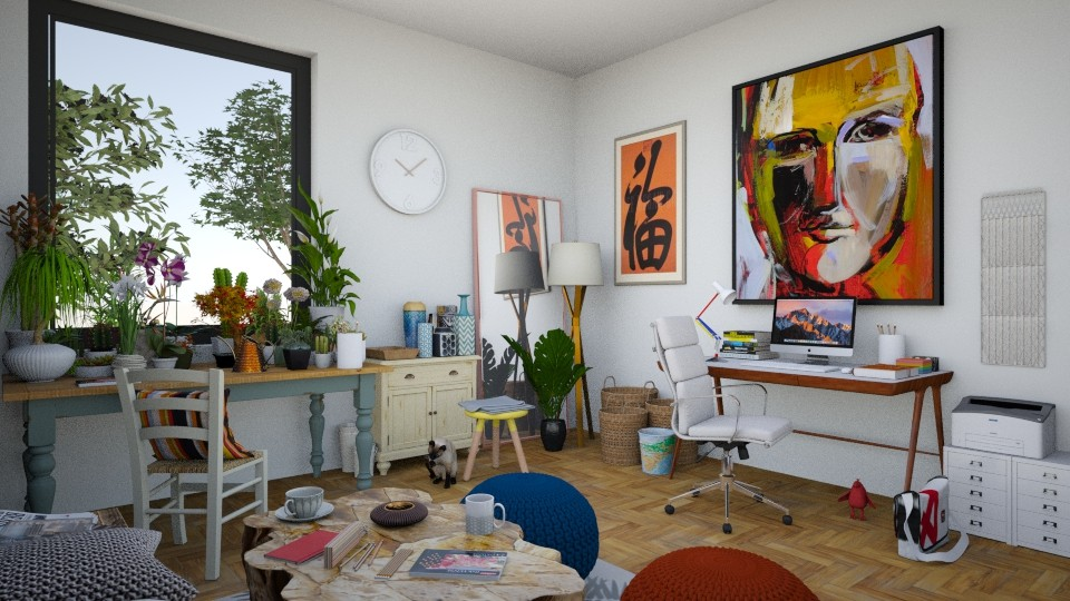 Creative office space - Office - by RHD
