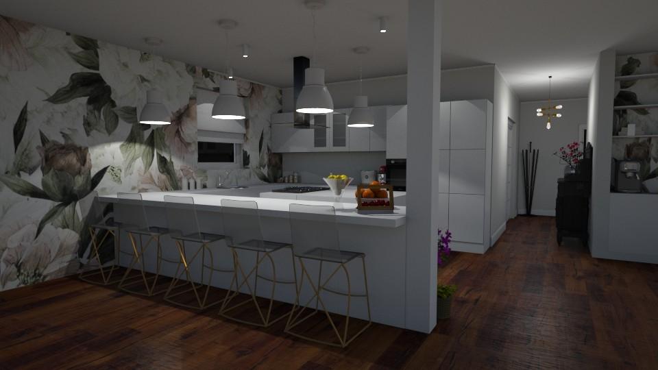 Kitchen - Classic - Kitchen - by Annathea