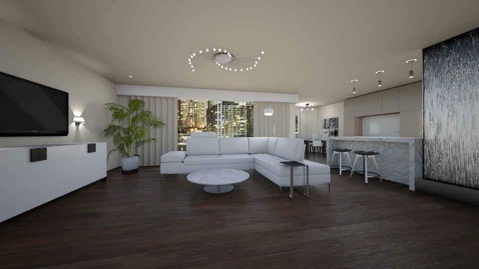 Daisy de Arias 4 Artisan - Modern - Living room  - by Daisy de Arias