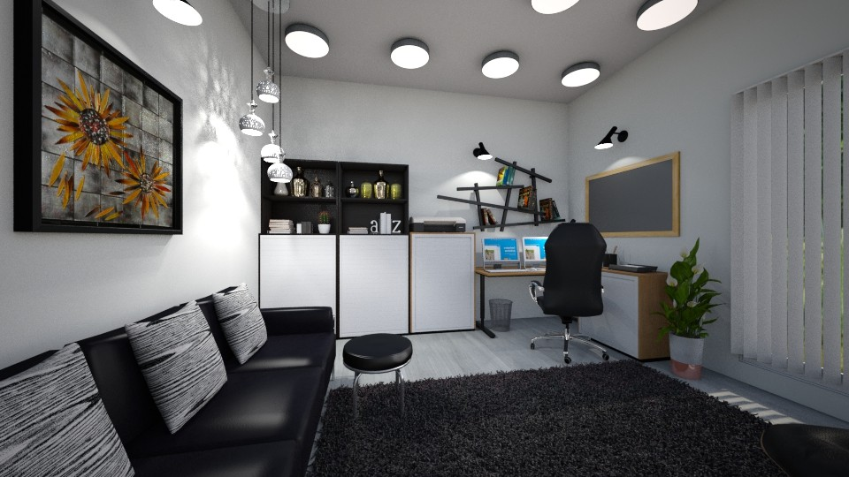 homeoffice - Office - by aleya
