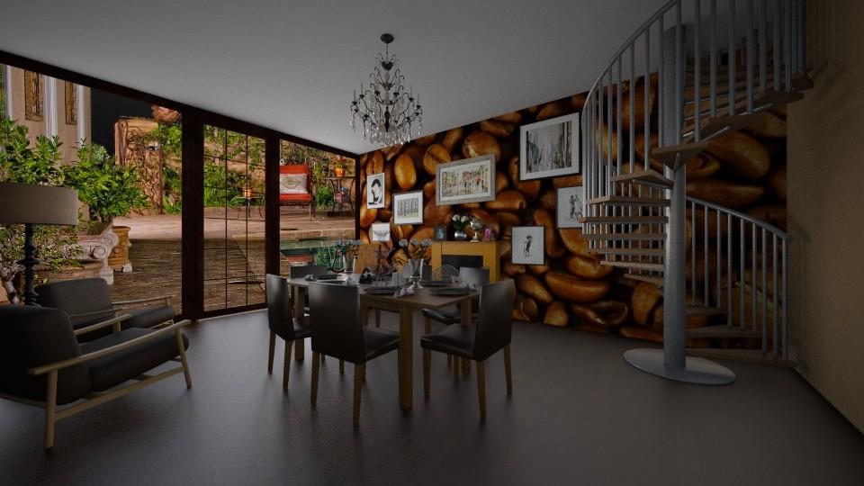 54874 - Living room - by Mia Lis