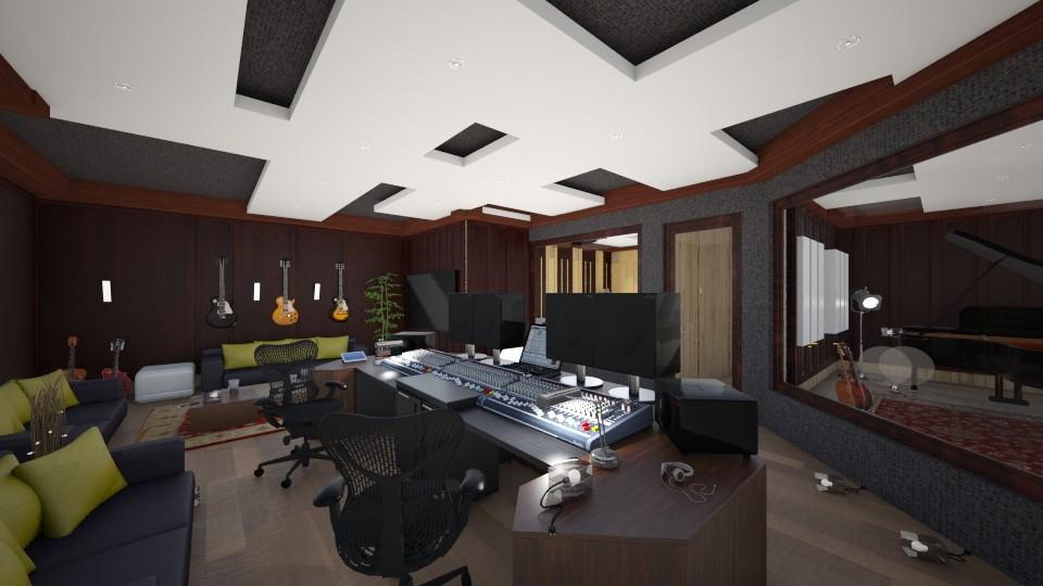Music Studio - by PlaFF