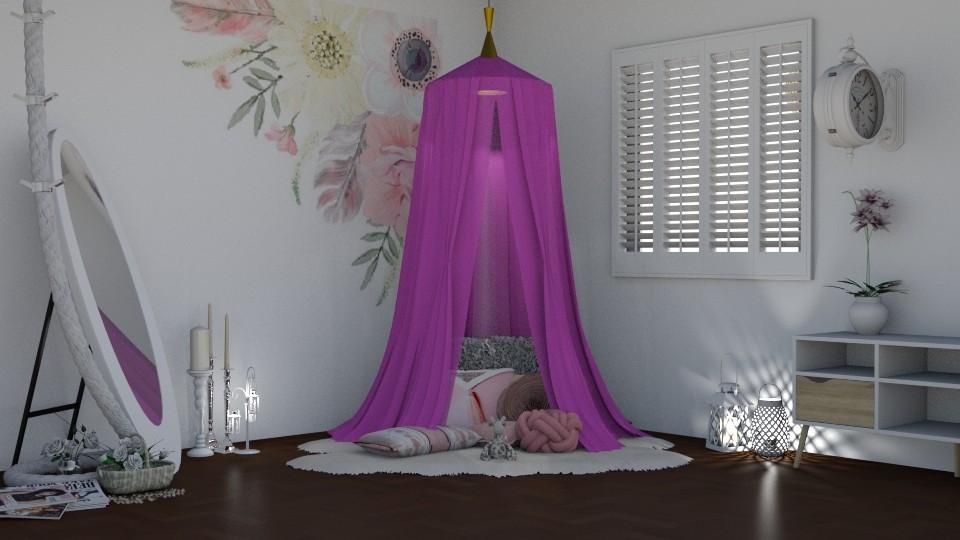 just enjoy - Bedroom  - by snjeskasmjeska