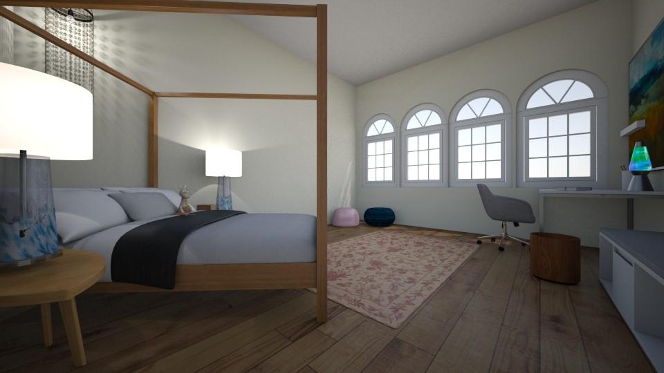 emma - Living room  - by PrincessPiggie