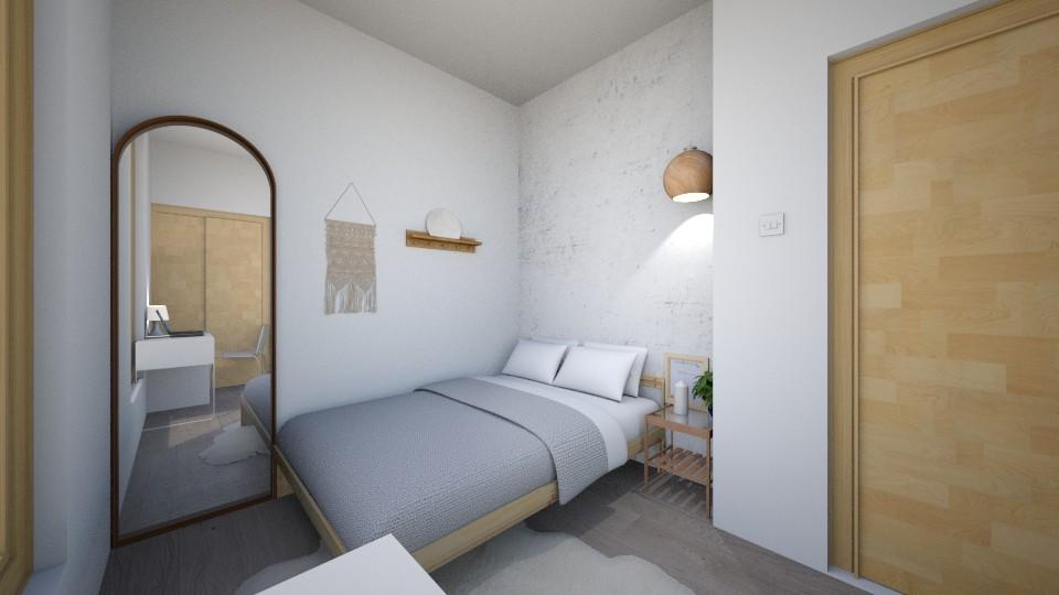 Cozy bedroom - Bedroom - by carleym