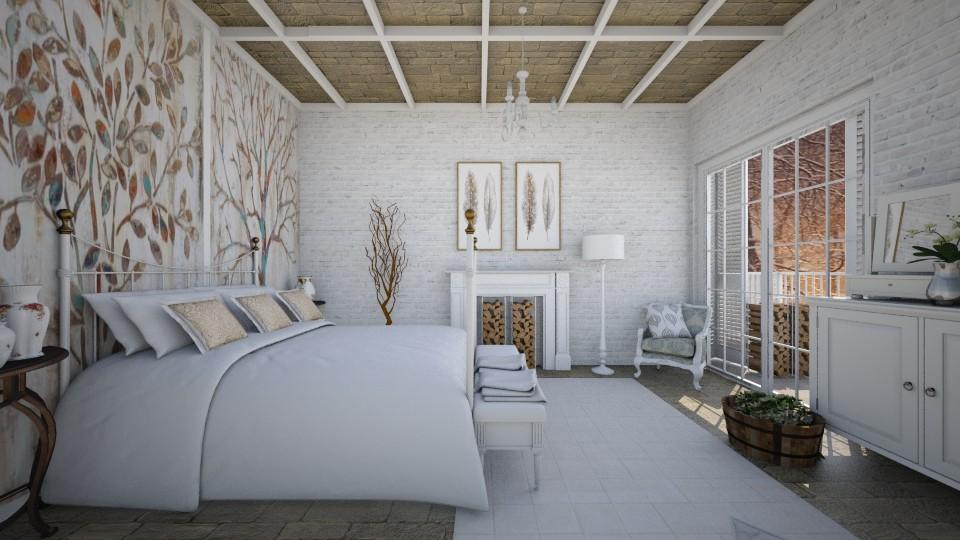 leaf 2 - Bedroom - by rasty