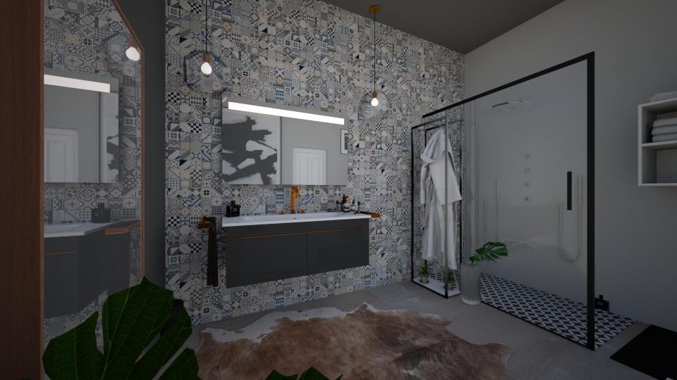 REGAL bathroom  - Bathroom - by t harv