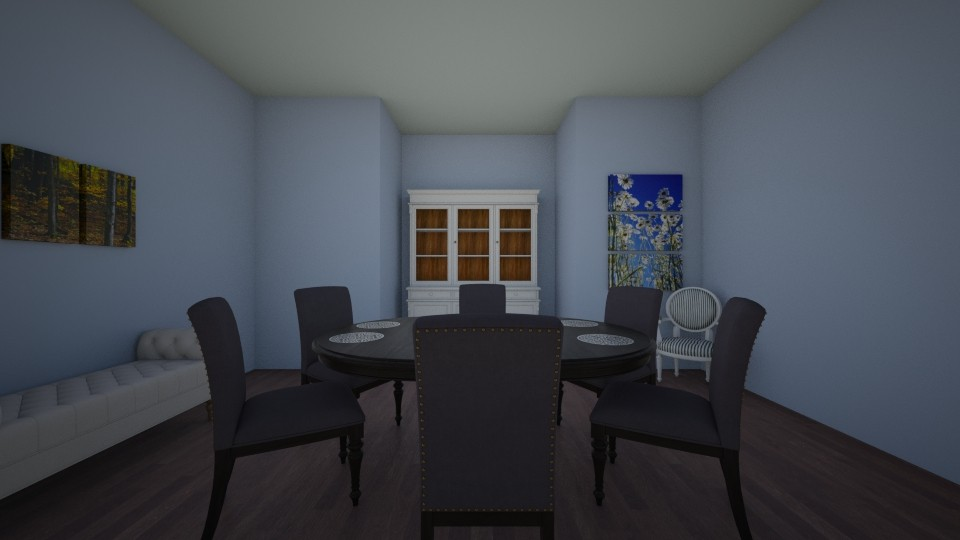 Dining Room - by pmm6739