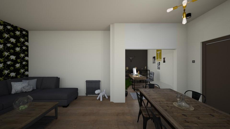 BFactor part 2 - Living room - by BFactor