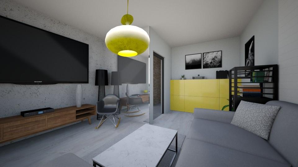 Danzig - Modern - Living room  - by agnieszka_giez