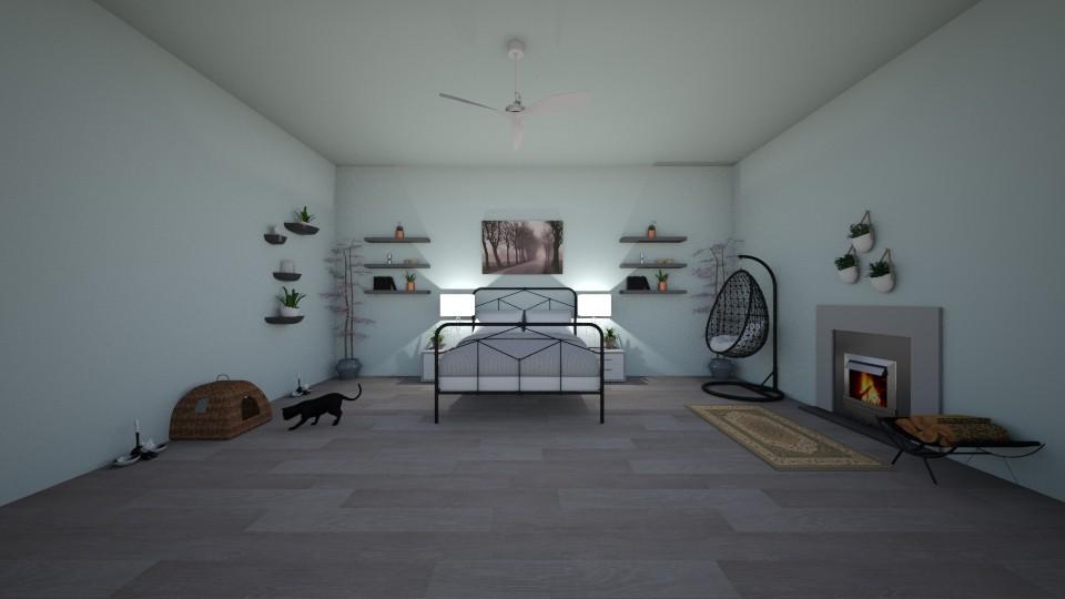 My Dream Room - Modern - Bedroom - by Mari07