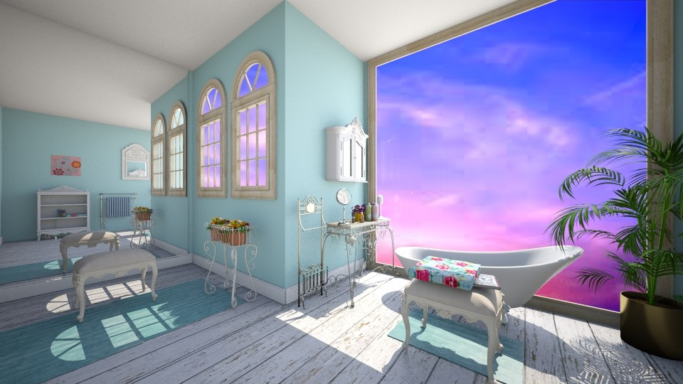 Heavenly relax - Bathroom - by Blancac