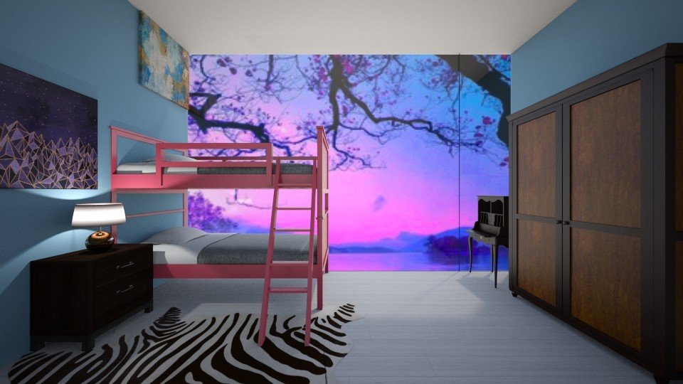 Bedroom - Modern - Bedroom  - by bleeding star