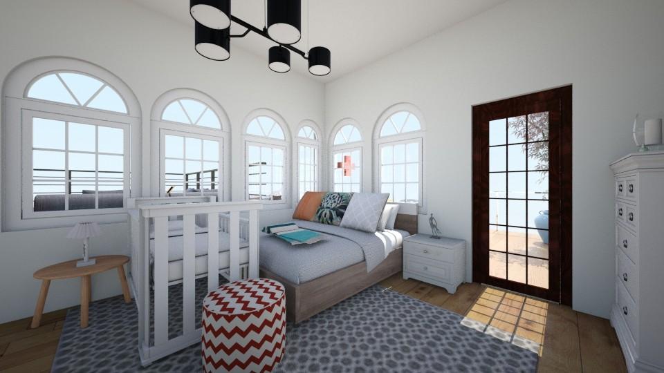 oi - Bedroom - by mcbm