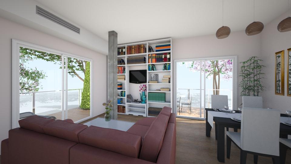 uiyu - Living room  - by ivaninayo