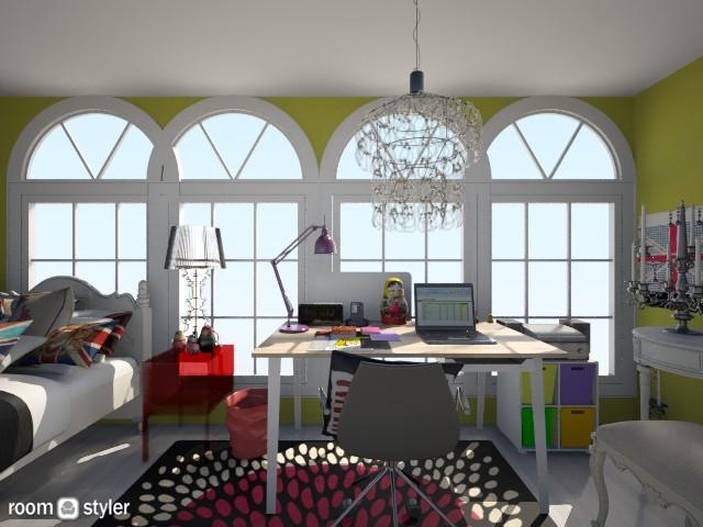DSC_0438 - Bedroom - by MadmoiselleStrange