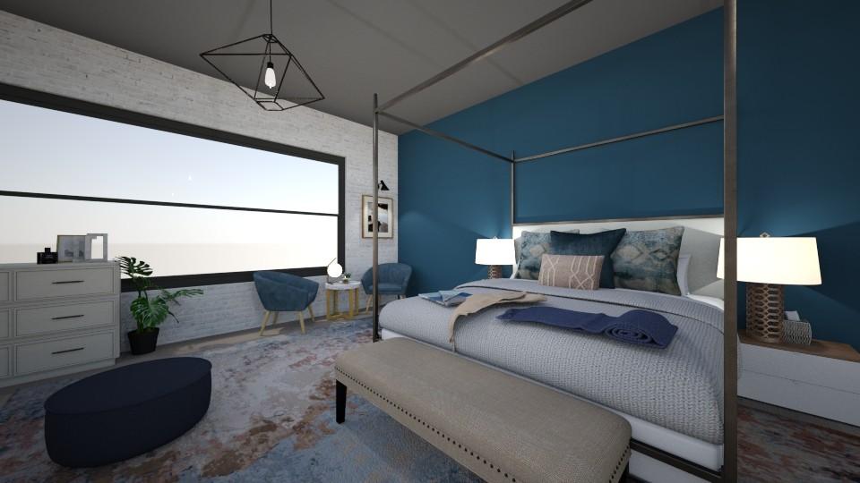 REGAL bedroom - Bedroom - by t harv