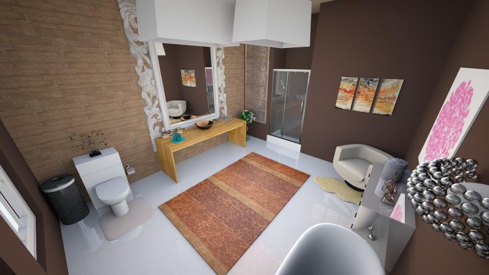 BAD - Bathroom  - by camivieira94