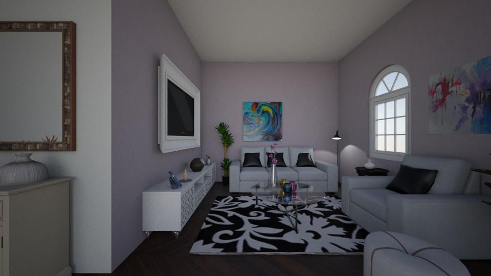 Room - Living room - by Ana Angela