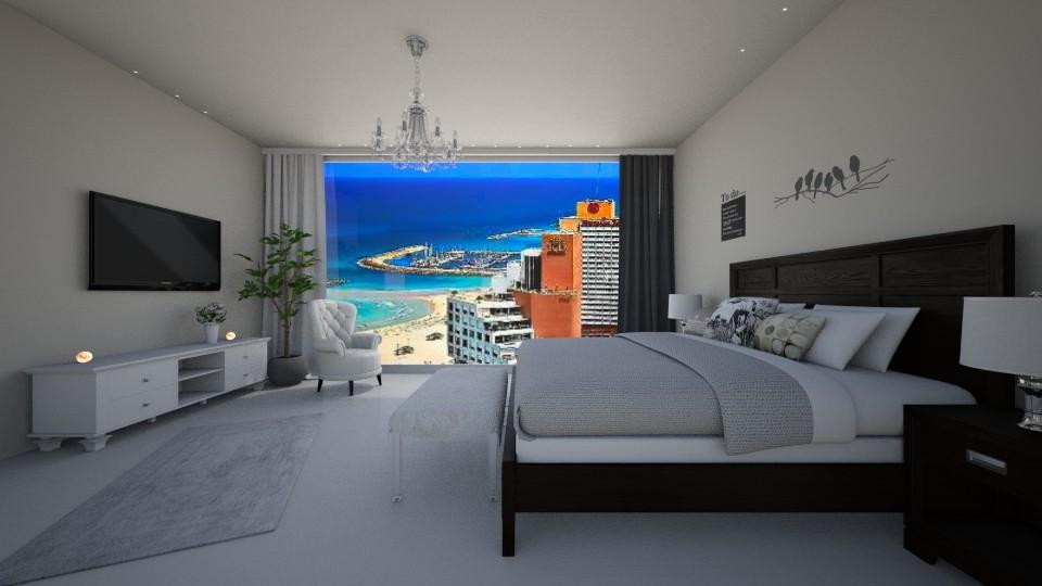 Hotel room - by dalilaaahodzic