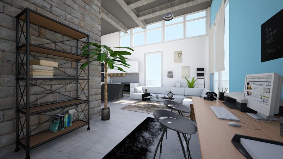 My place - by elisavz_