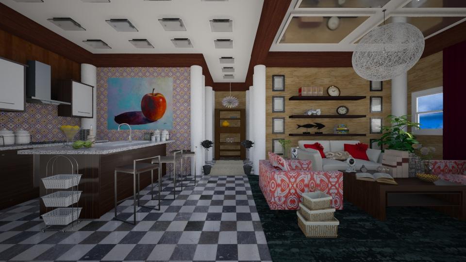 apartment - by mckennakeegan