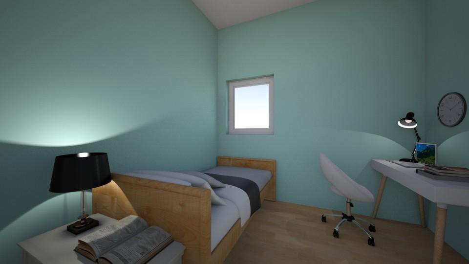 bedroom - Bedroom  - by nika2005