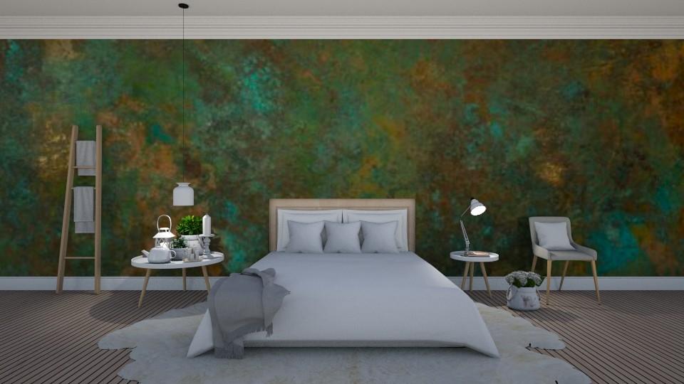 Elise - Minimal - Bedroom  - by Claudia Correia