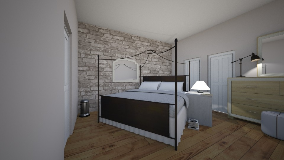 Hamilton Home Parents Rm4 - Modern - Bedroom - by LovelyLadyB