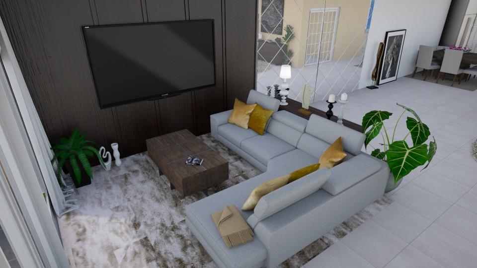 Koriander new setup  - Living room - by StudioGerot