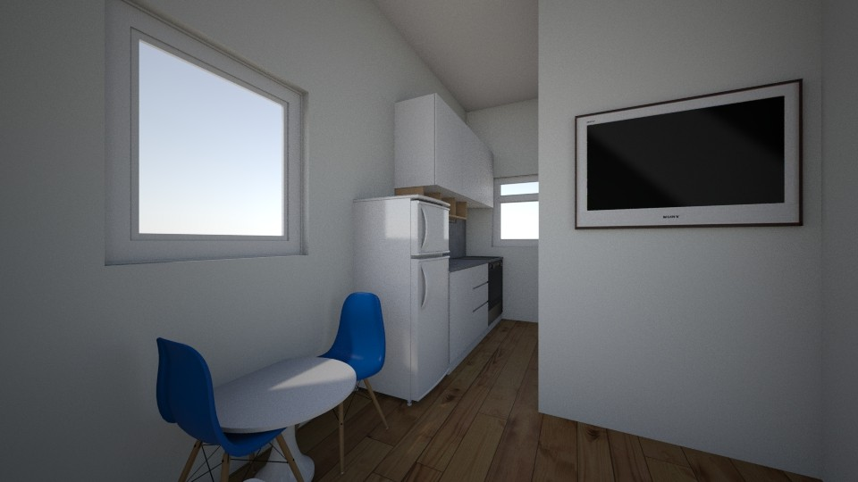 Tiny house not on wheels - Modern - by Star98