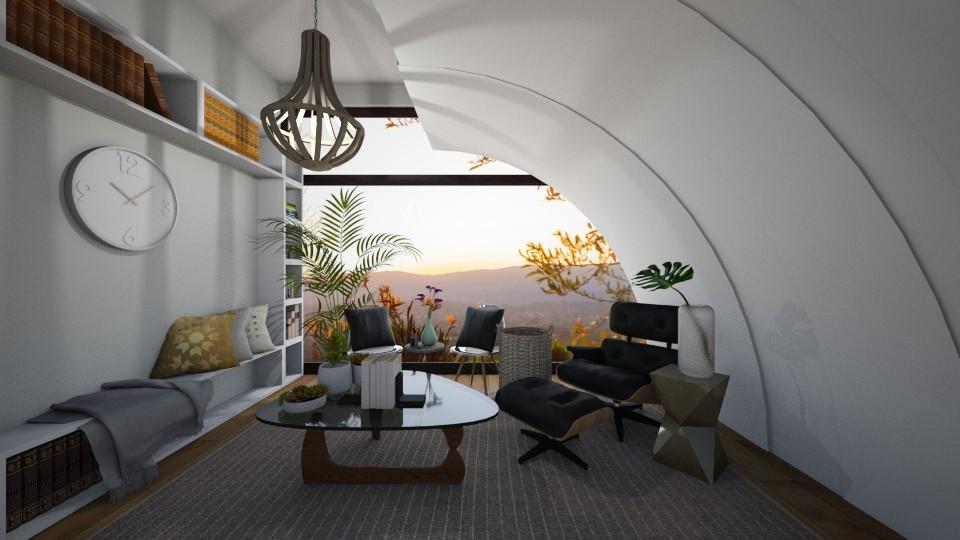chic living - Living room - by belly bel bel