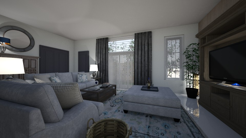 lightness - Living room - by hillygabe