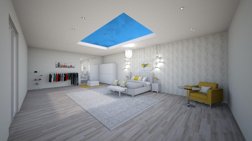 Working title no 2 - Bedroom - by Menahkarimi