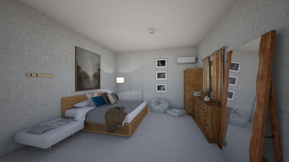 4 - Bedroom - by vasilikif