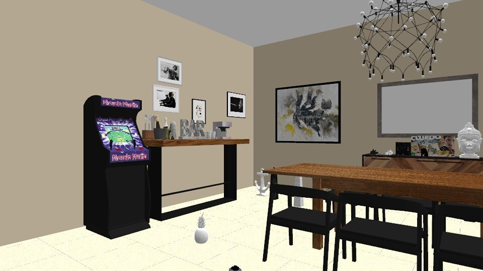 Living Room  - Living room - by LauraLH90