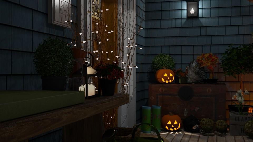 autumn - Country - Garden - by hauser