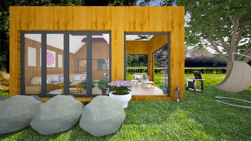 summer house - by harly sales