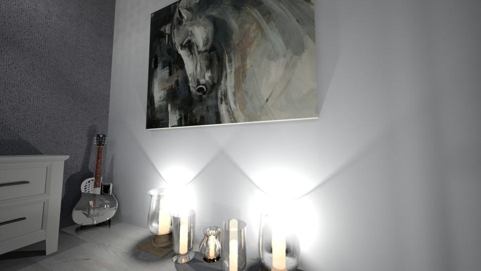 dor3 - Bedroom - by TMMagda